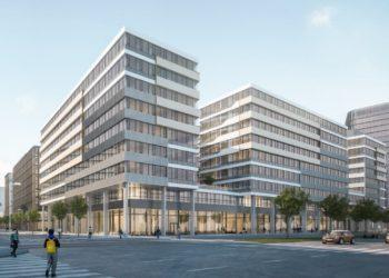 QBC 1 und QBC 2 – Bürohaus im Quartier Belvedere