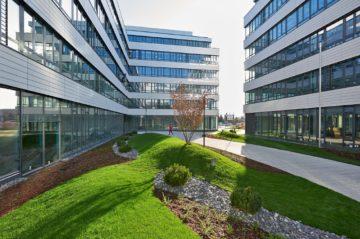 Toll ausgebaute Bürofläche im Euro Plaza zu mieten!, 1120 Wien, Bürofläche