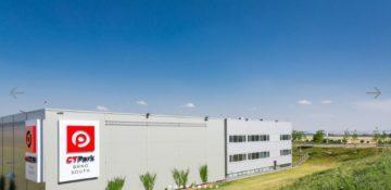 Logistik Park CTPark Brno South, Tschechien, 62700 Šlapanice, Bürofläche