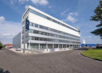 Logibox Bratislava – Logistik- und Büroflächen