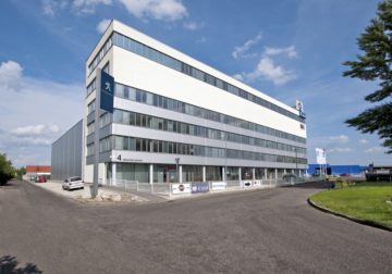 Logibox Bratislava – Logistik- und Büroflächen, 82104 Bratislava, Halle/Lager/Produktion