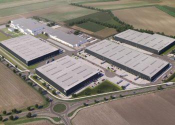 Logistikpark in unmittelbarer Nähe zum Flughafen Wien (Büro, Lager, Logistik) – MIETE!