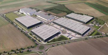 Logistikpark in unmittelbarer Nähe zum Flughafen Wien (Büro, Lager, Logistik) – MIETE!, 2431 Enzersdorf an der Fischa, Halle/Lager/Produktion