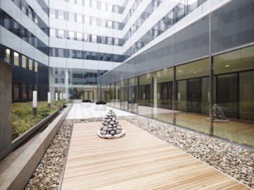 Schöne Büroflächen im Bürohaus Wieden, 1050 Wien, Bürofläche