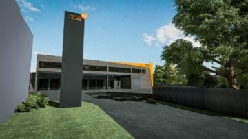 Logistikstandort IZ NÖ Süd – flexible Kombinationsmöglichkeiten aus Büro / Logistik / Lager / Schauraum, 2351 Wiener Neudorf, Bürofläche