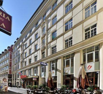 Altbaubüro in Grabennähe, 1010 Wien, Bürofläche