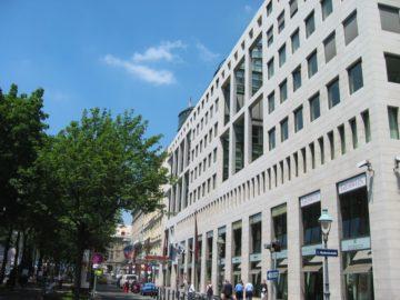 Kärntnerringhof – Exklusive Büroflächen in Büroneubau, 1010 Wien, Bürofläche