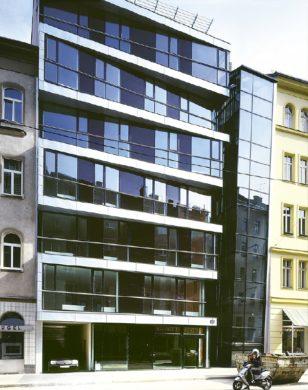 ECO 5 – Hoch flexibles Bürohaus mit besonderer Ausstrahlung, 1050 Wien, Bürofläche
