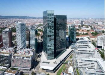 Twin Tower – Modern ausgestattete Büroflächen in Top Lage