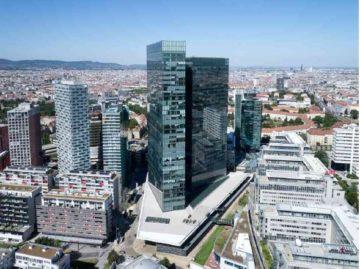 Twin Tower – Modern ausgestattete Büroflächen in Top Lage, 1100 Wien, Bürofläche