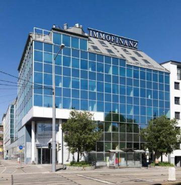 Voll ausgestattete Büroflächen in modernem Bürohaus, 1120 Wien, Bürofläche