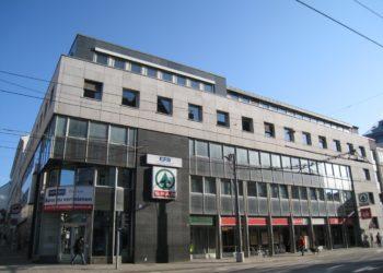Barrierefreies Bürohaus in der Mariahilfer Straße/ Nahe Westbahnhof – hervorragend als Praxis geeignet
