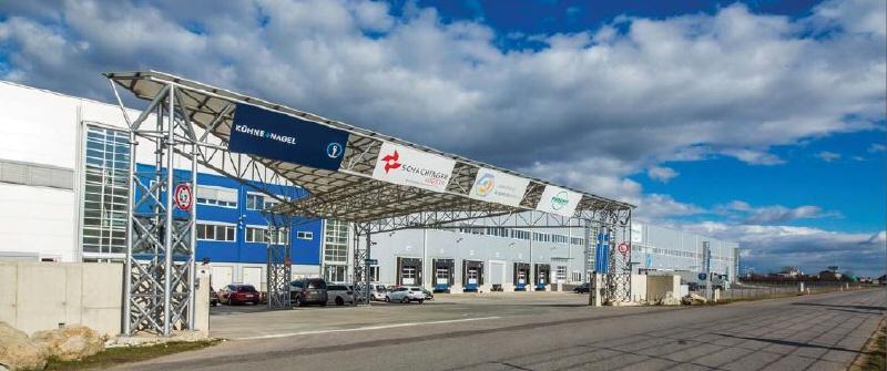 LOGISTIKZENTRUM Wien Nord - modernster Lagerraum und maßgeschneiderte Ausstattungslösungen - foto_lang1