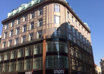 Residenzpalast – Historisches Jugendstilgebäude in perfekter Innenstadtlage