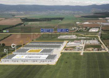 Bratislava Logistics Park Senec, Slowakei