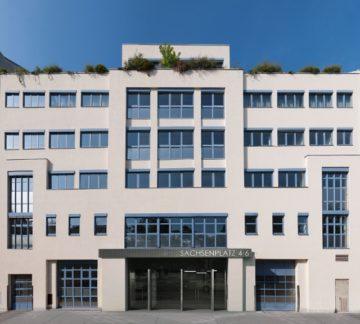 Bürohaus mit Lager/Werkstattkombination, 1200 Wien, Bürofläche